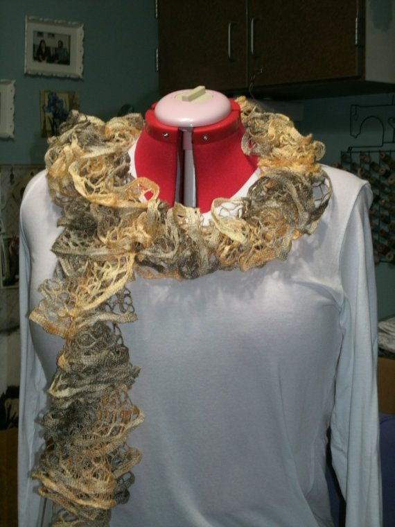 Most Popular Scarf Dressy or Bohemian Bold or by glorybsgoods, $25.00