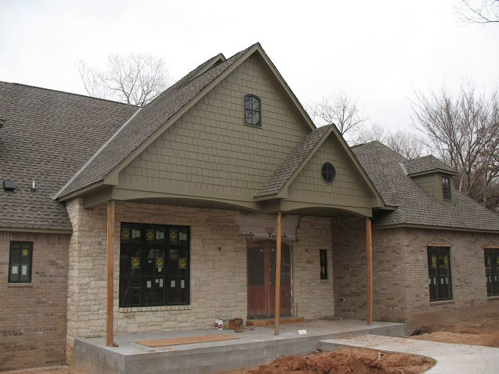 7 Popular Siding Materials To Consider: Can You Mix Brick & Stone On Your Exterior? Before & After