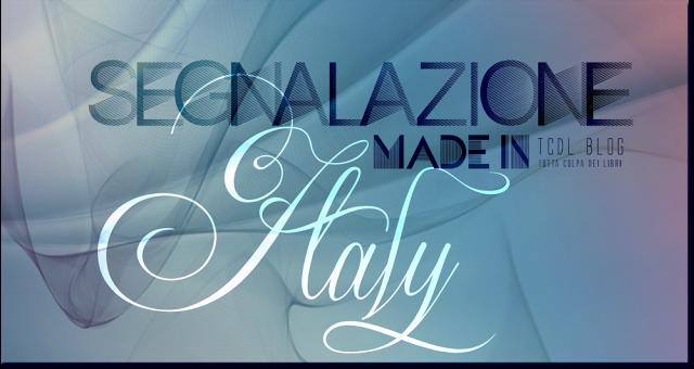 Tutta colpa dei libri: Segnalazione Made in Italy --->> Daisy Raisi e Dak...