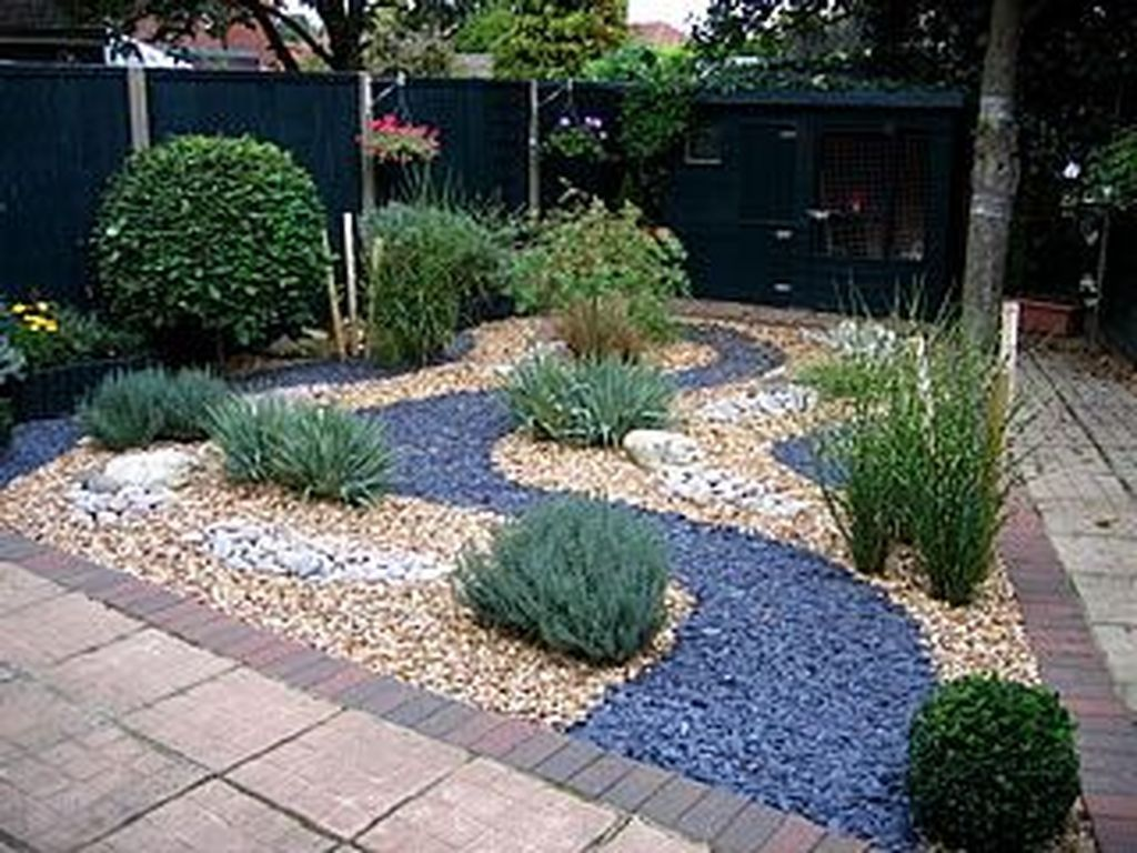 37 Cool Low Maintenance Garden Design Ideas Low Maintenance Garden Design Front Garden Design Small Garden Design