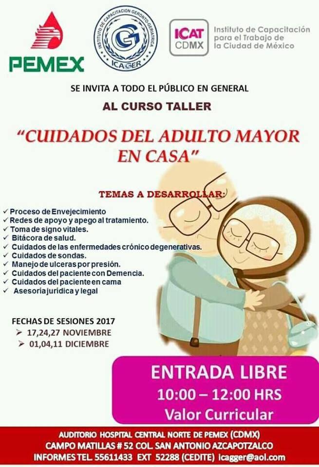 México:Curs… | CENTRAL INFORMATIVA DEL ADULTO MAYOR.-POR LA CALIDAD ...