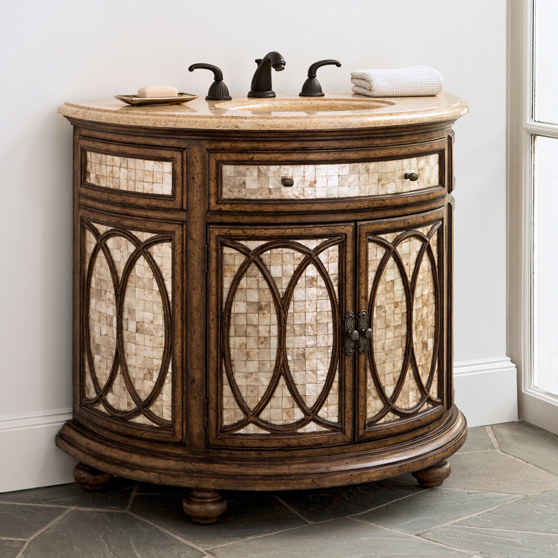 Awesome TIFFANY SINK CHEST   Ambella Home #Sinkchest #Vanity #Bathroom #Decor
