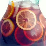 Faux Sangria - Sparkling Iced Tea, Alcohol Free