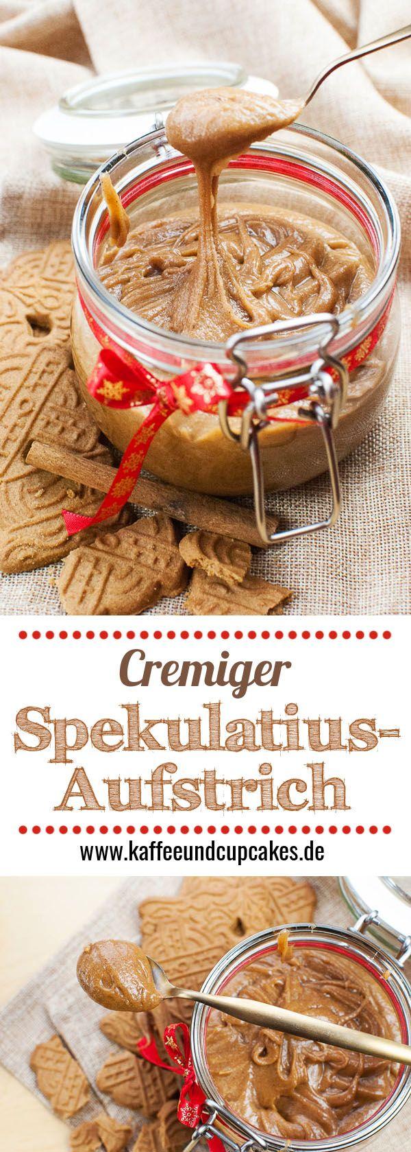Cremiger Spekulatius-Aufstrich #fooddiy
