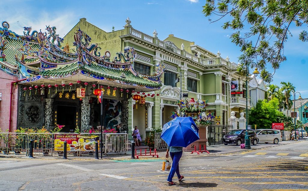 Why We Love Georgetown Old Town in Penang | Malaysia truly asia ...