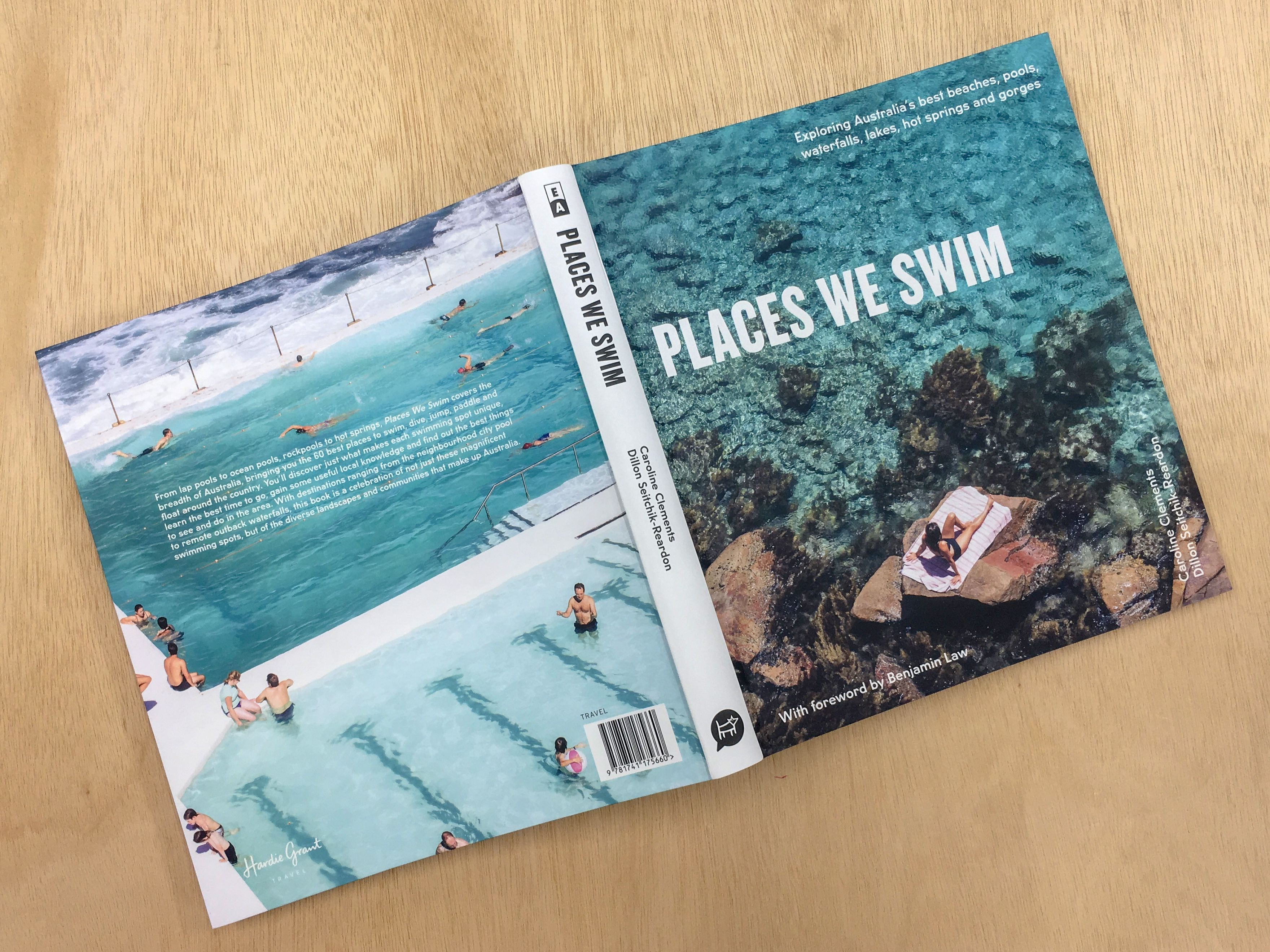 Places We Swim Coffee table books, Coffee table, Wedding