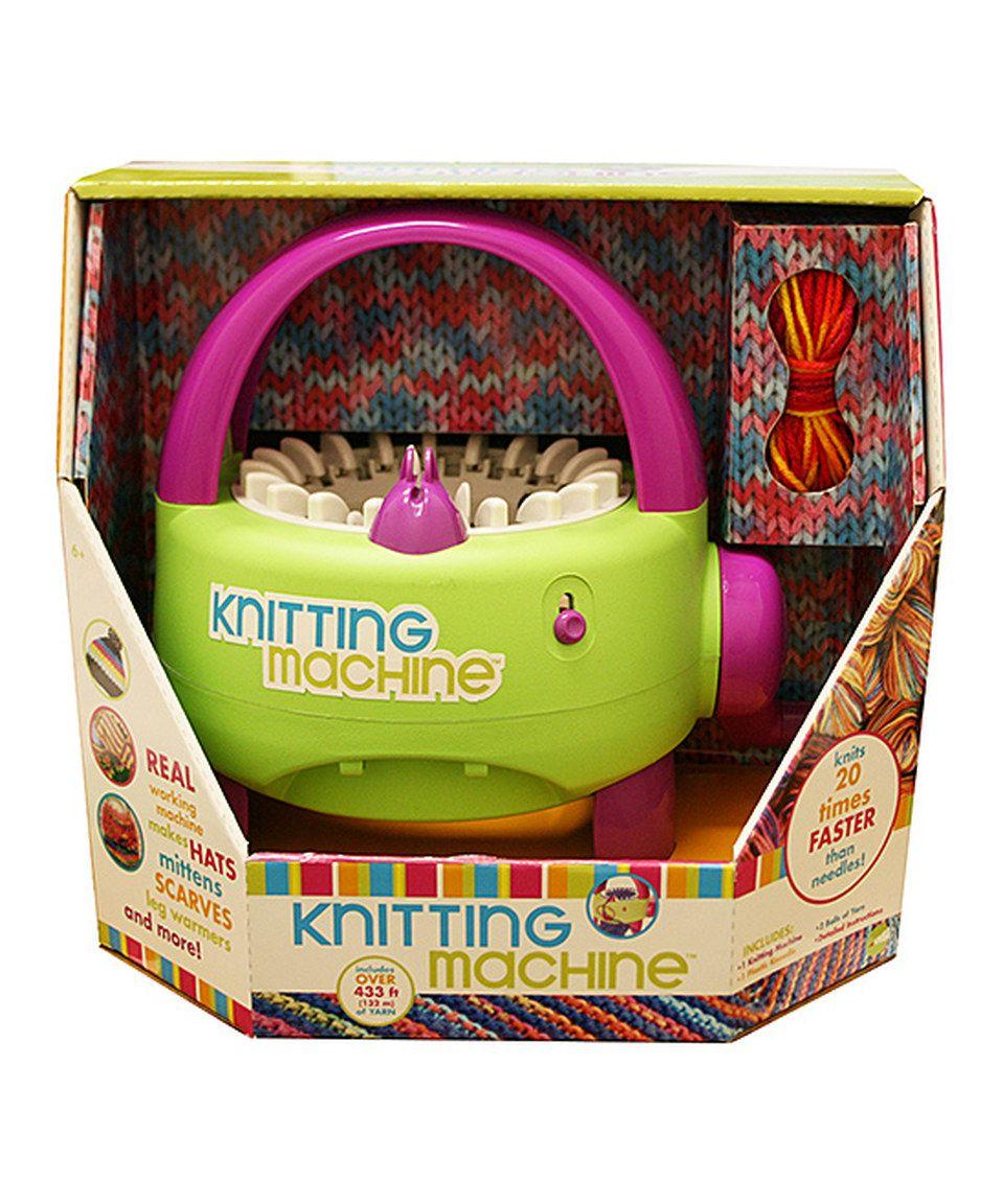 Loving this Imagine Nation® Knitting Machine on #zulily! # ...