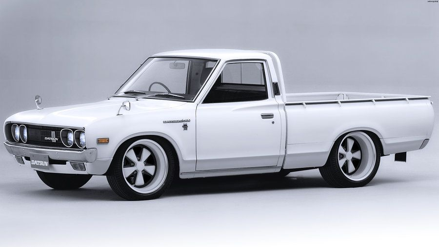 datsun pickup cars pinterest nissan cars and jdm. Black Bedroom Furniture Sets. Home Design Ideas