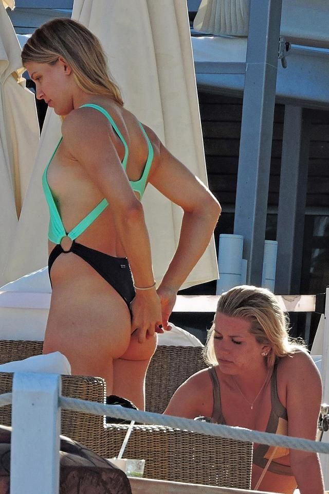 Genie Bouchard Uncovered | Genie Bouchard | Bikinis ...