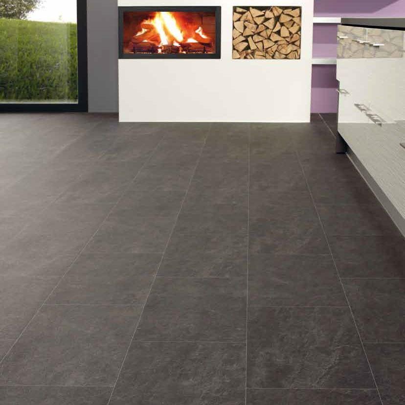 Designer Plus Tile Vinyl Flooring