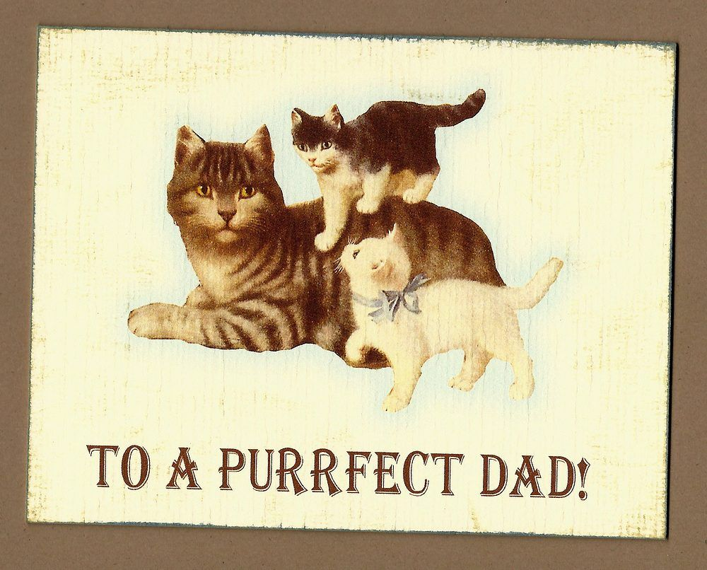 Fathers day cards handmade by pet scribbles can be