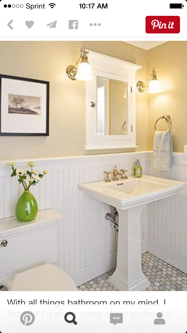 New How to Decorate A Guest Bathroom