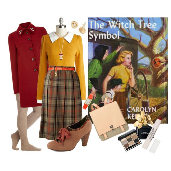 Nancy Drew Inspired The Witch Tree Symbol Polyvore Stylings By