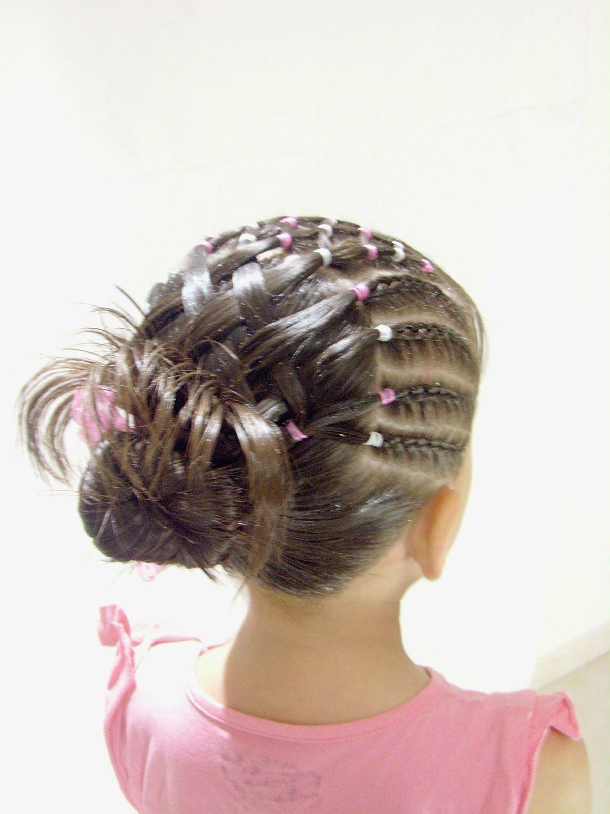explora peinados para nias y mucho ms