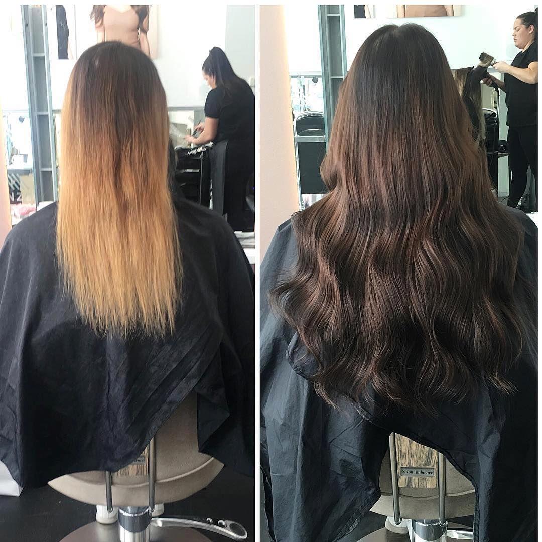hår extensions stockholm