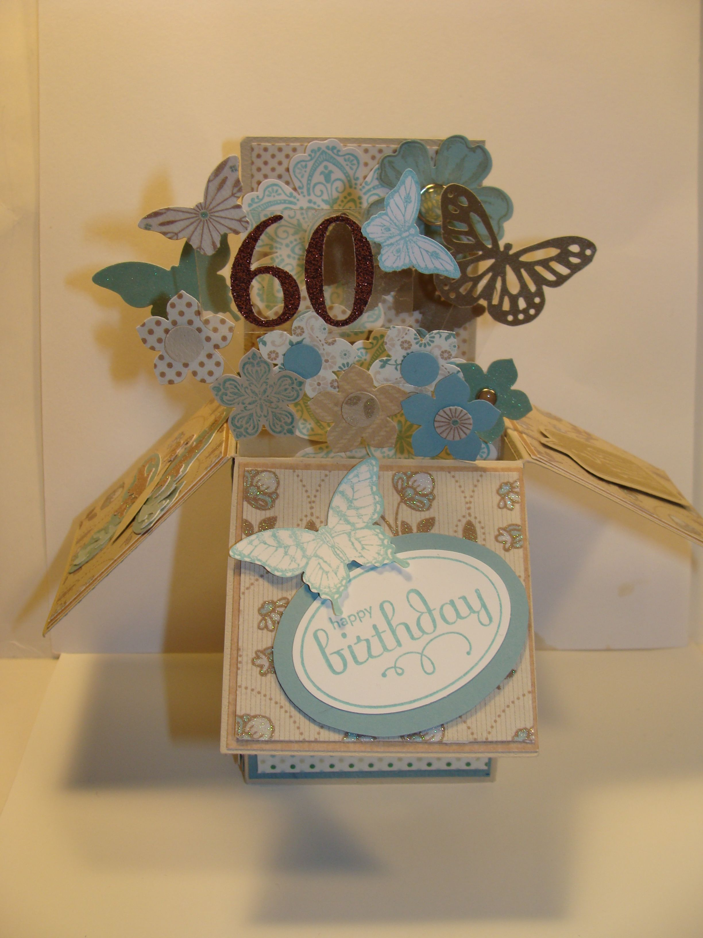 60th Birthday Card For My Friend Jan