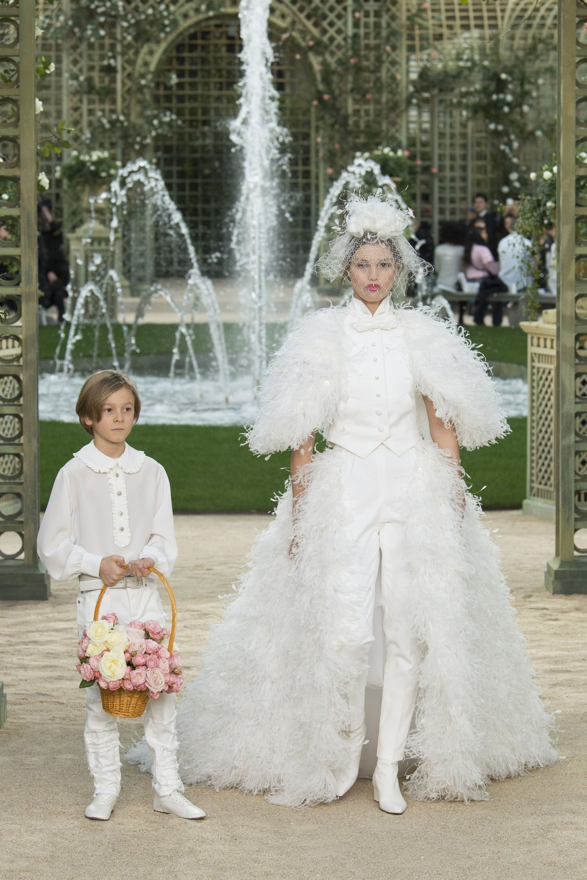 Chanel haute couture spring haute couture couture and spring