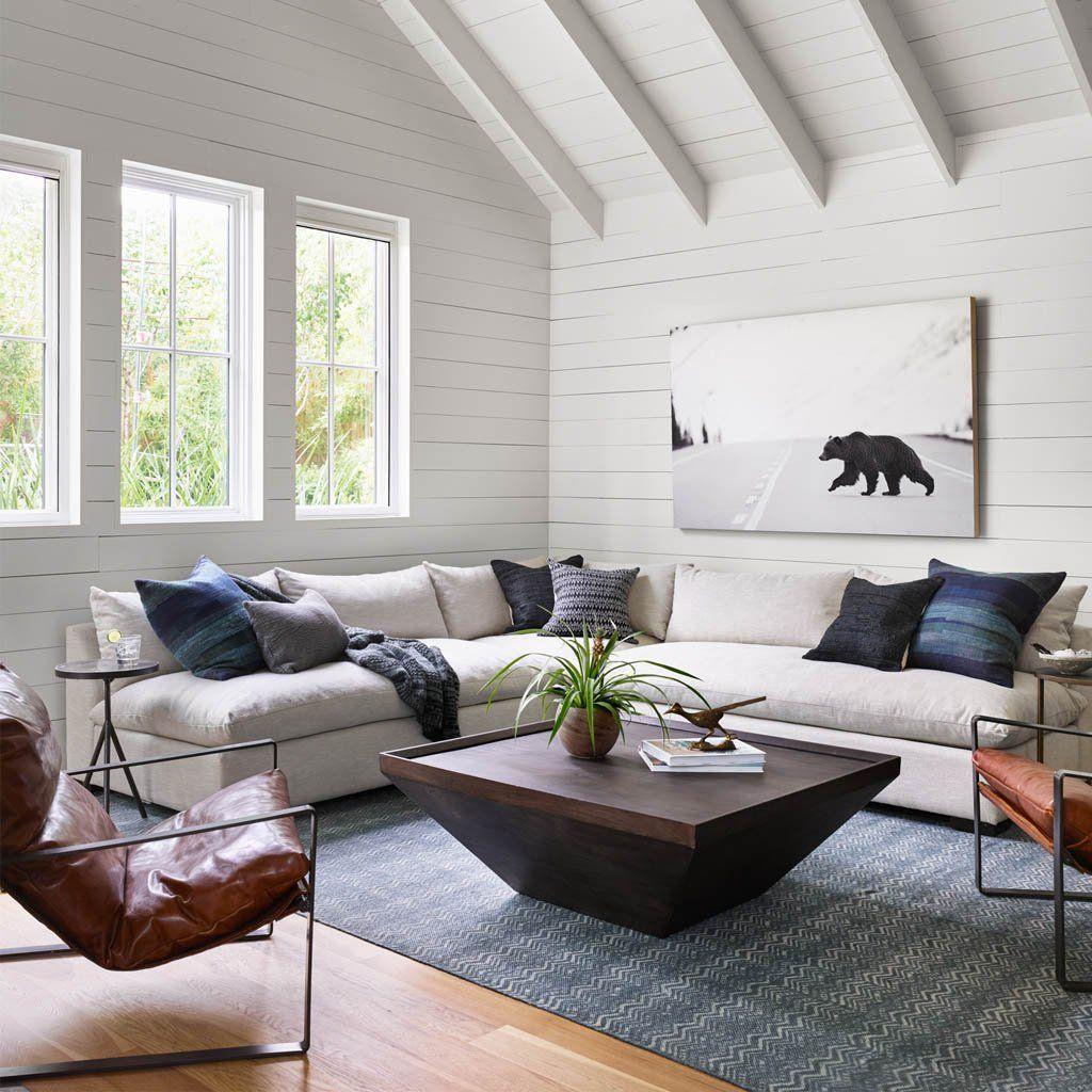 Emmett Sling Chair Dakota Tobacco Living Room Designs