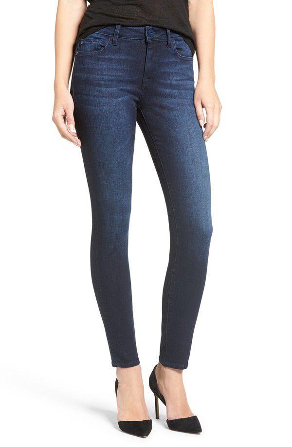DL1961 DL1961 'Florence' Instasculpt Skinny Jeans (Spirit) available at #Nordstrom