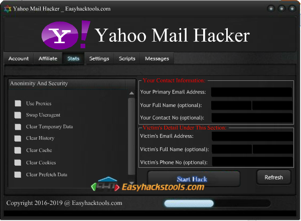 Pin by Easy Hack Tools on Yahoo Account Password Hacker 2016 No