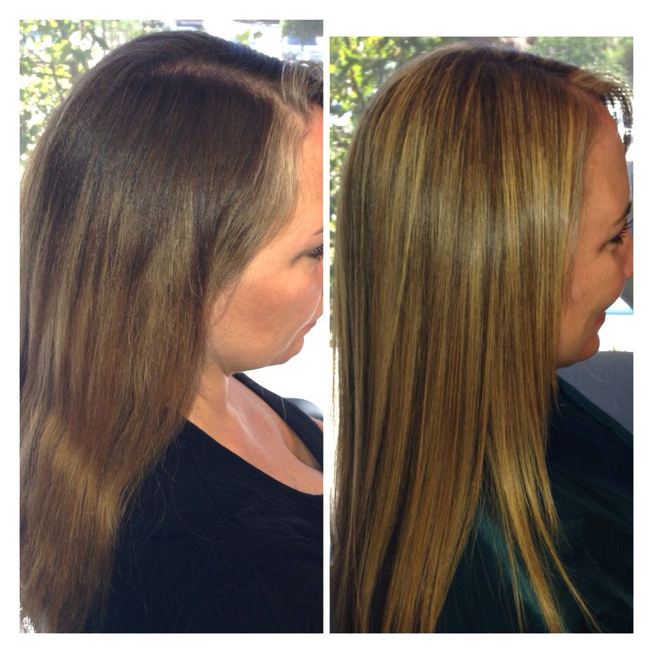 Natural Highlights Hair By Michelle Martin The Loft Salon Temecula Hair Highlights Professional Hairstylist Hair Color