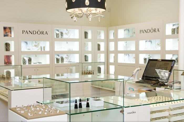 Our beautiful Pandora Shop-in-shop!