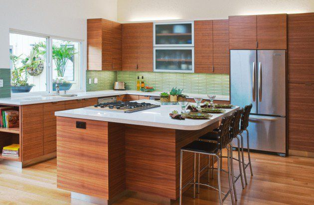Best 16 Charming Mid Century Kitchen Designs That Will Take You 400 x 300