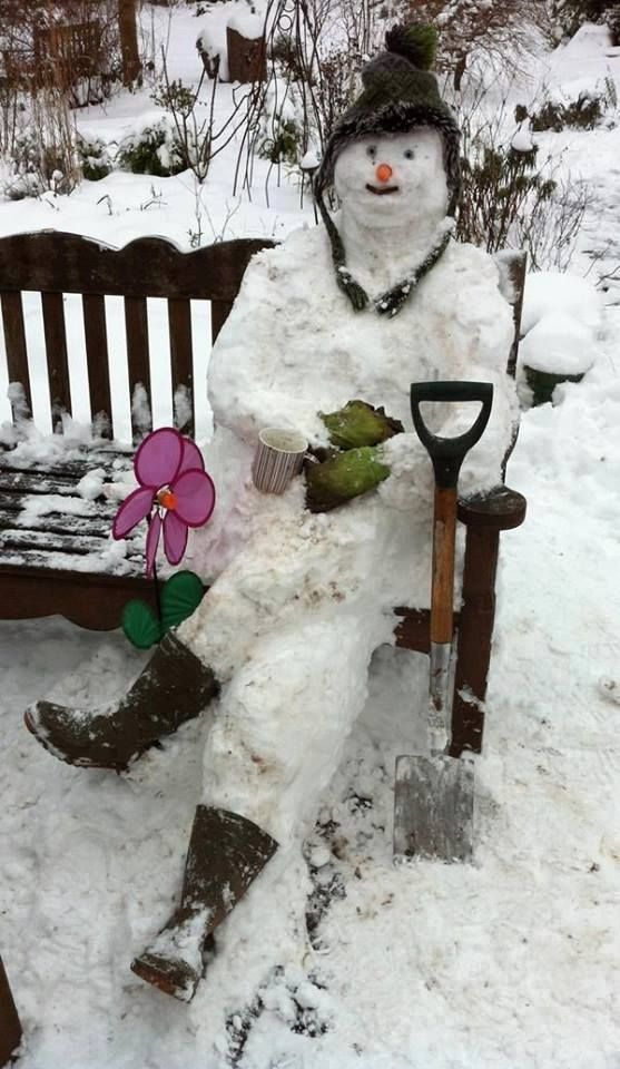 Waiting for Spring to arrive