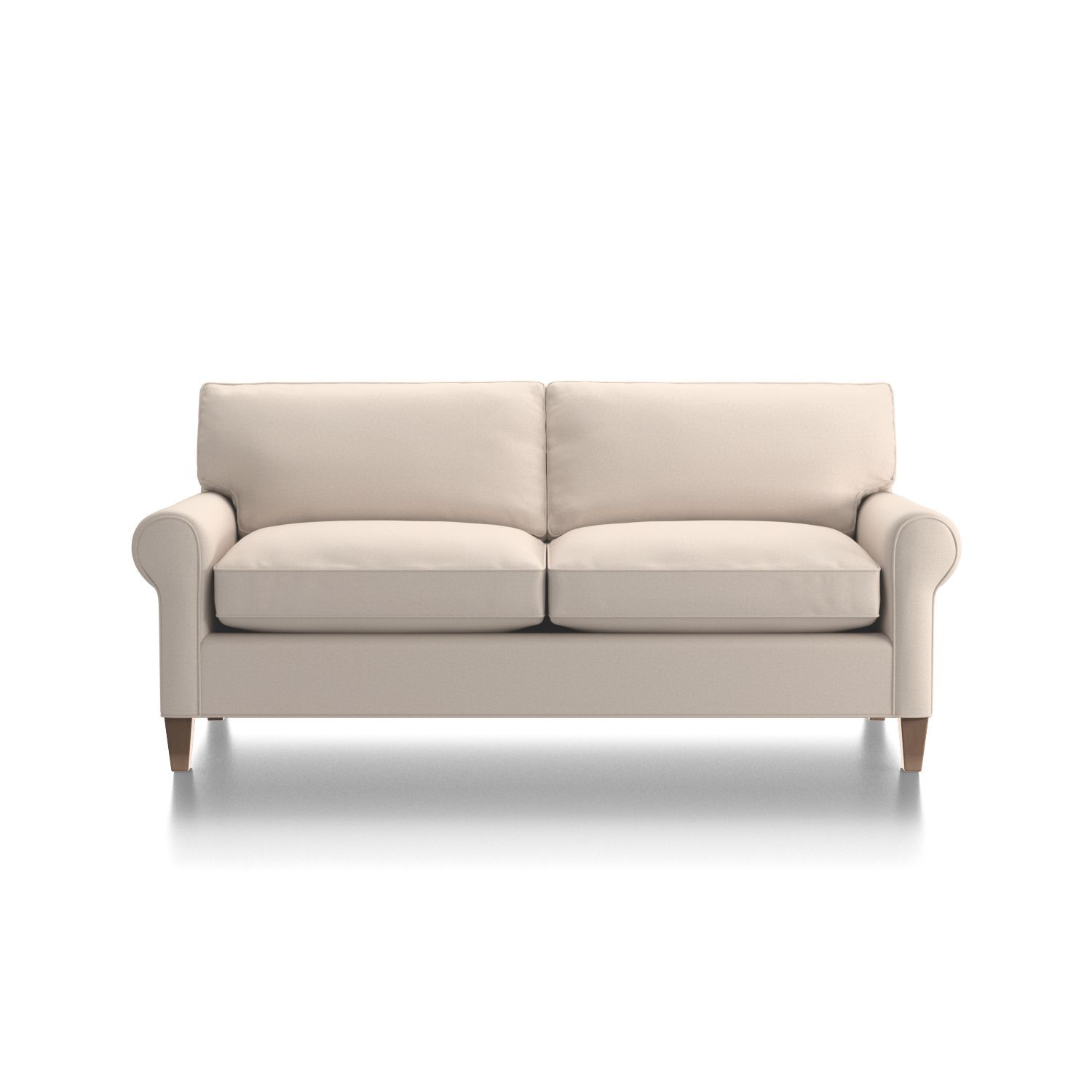 Shop Montclair Condo Size Sofa Soft But Supportive Cushions Are