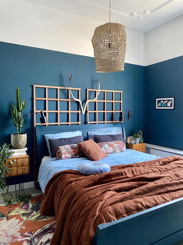My DIY bedroom revamp / Mijn slaapkamer pimpen met DIY ...
