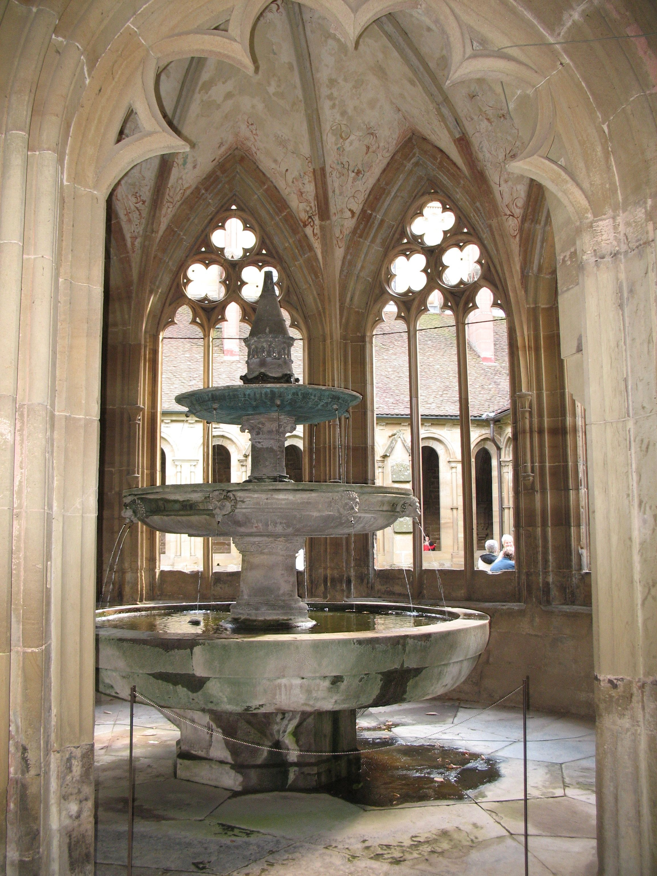 Kloster Maulbronn Maulbronn Monastery Baden Wurttemberg Water Architecture Place Of Worship Architecture