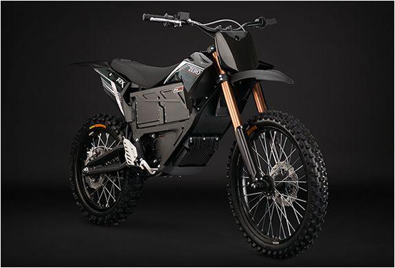 Zero Mx Electric Dirtbike Military Motorcycle Zero Electric