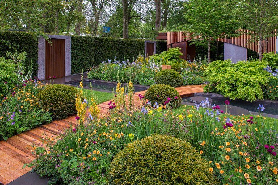 10 Great Gardens At The 2015 Chelsea Flower Show Chelsea Garden