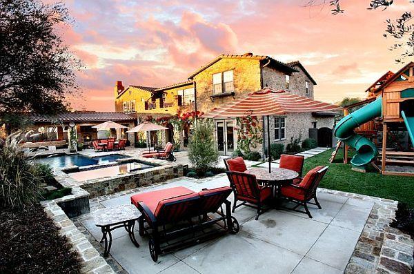 Perfect Backyard Retreat 11 Inspiring Backyard Design Ideas Backyard Patio Backyard Backyard Retreat