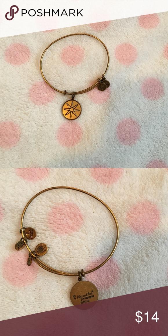 ⚡️ALEX AND ANI BRACELET⚡️ Perfect condition! Gold color