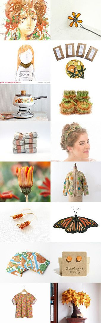 Summer Breeze... by Rae on Etsy--nature stylistteam summer trends teamstyle