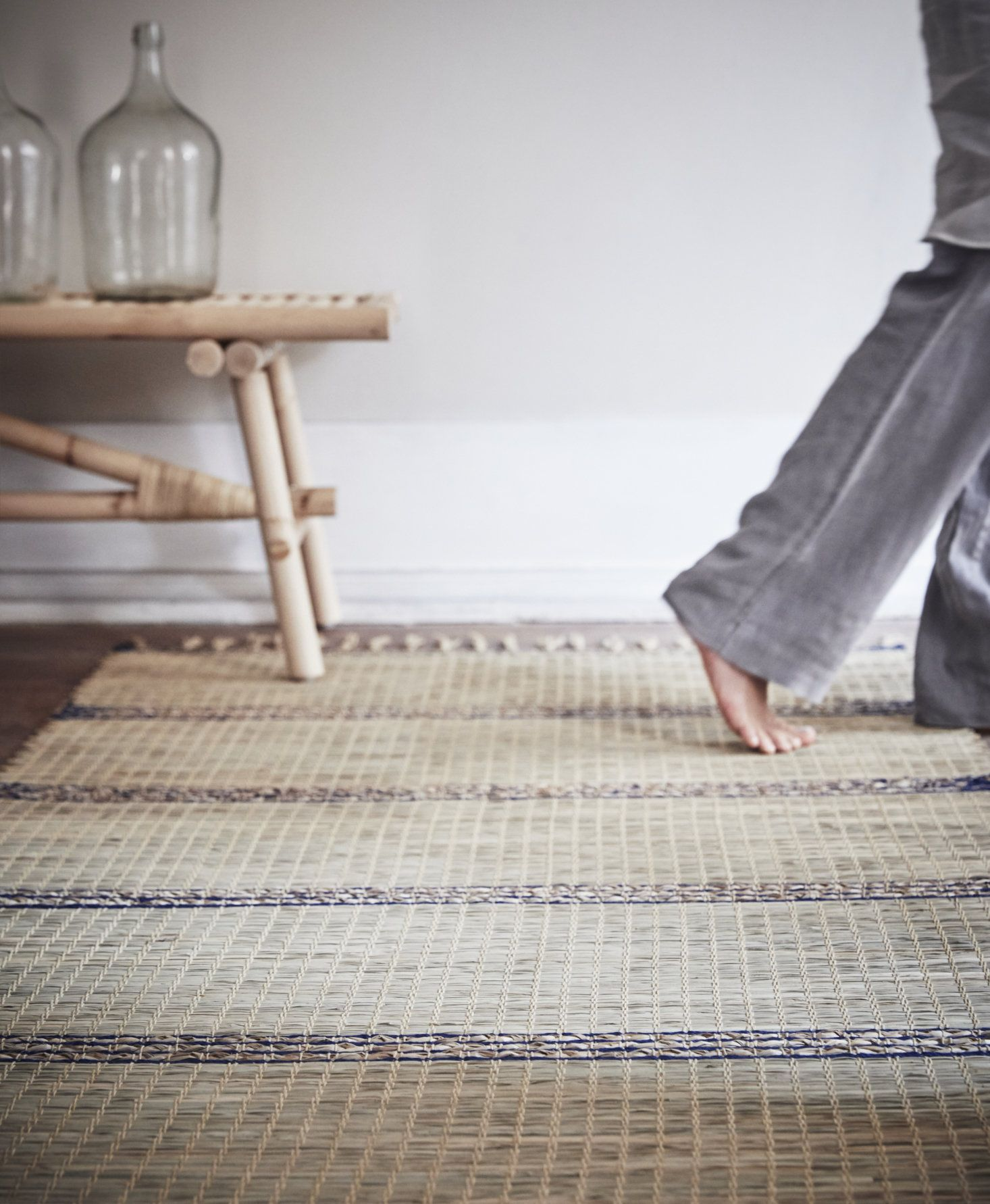 Eco Chic 6 Favorite Finds From Ikea S April Collections Remodelista Rugs Flatwoven Ikea