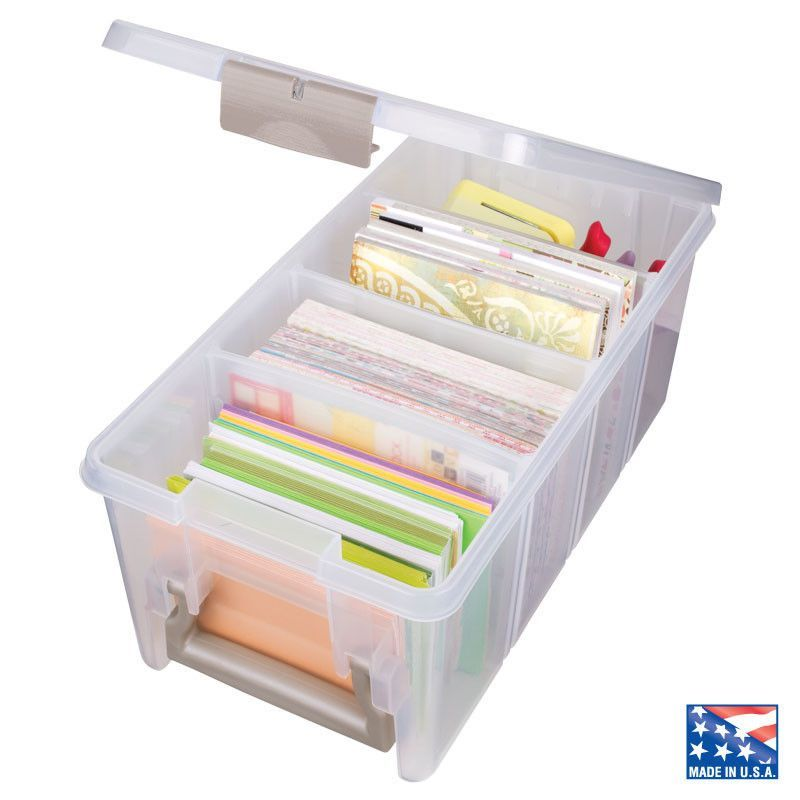 3d89c5c64848 ArtBin Super Semi Satchel in 2019 | Organization Ideas,Etc ...