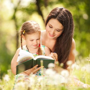 My Childhood Favorite: Reading