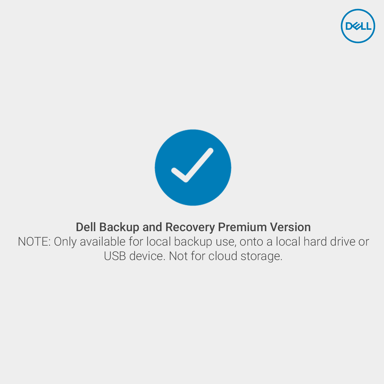 Dell Backup And Recovery Dbar Premium Version Databackup
