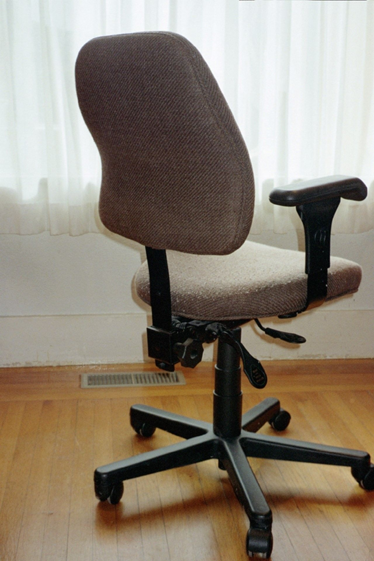 Upholstered Office Chair, Chair