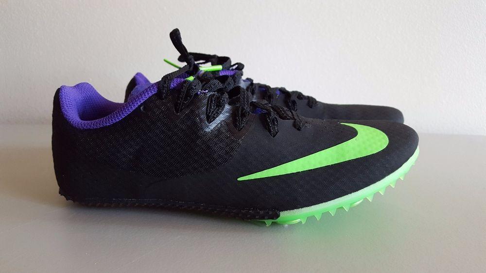 b31705961ef Nike Black Zoom Rival XC Cross Country Racing Shoes Spikes Men 5 Women 6.5  Track  NIKE