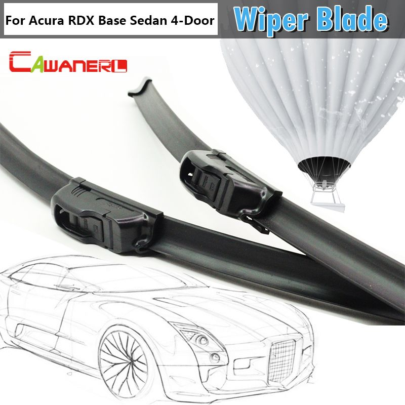 Cawanerl Car Soft Rubber Wiper Blade Vehicle Front Windscreen ... on acura gsx, acura 3.2tl, acura 3.2 tl transmission recall, acura vigor ls, acura auto, acura cars, acura nsx, acura rl, acura wallpaper, acura integra, acura ilx, acura slx, acura tsx, acura tl sedan, acura dxm, acura coupe, acura turbo, acura mdx, acura styles, acura vigor gs,