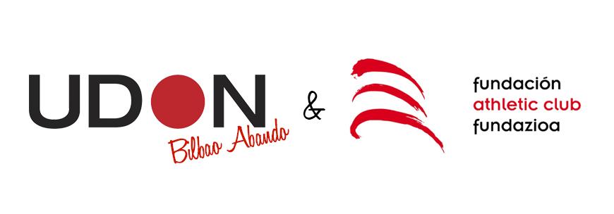 ¡Ya es oficial! UDON #Bilbao Abando es el nuevo miembro protector de la Fundación @Athletic Club Fundazioa :-)
