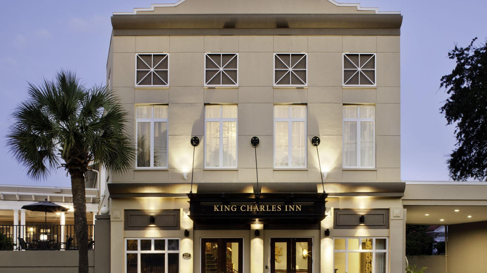 Downtown Charleston Hotel Charleston Sc Hotels King Charles