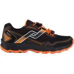Pro Touch Kinder Trailrunningschuhe Trail-Run-Schuh Ridgerunner V Aqb Jr, Größe 29 in Black/ Orange