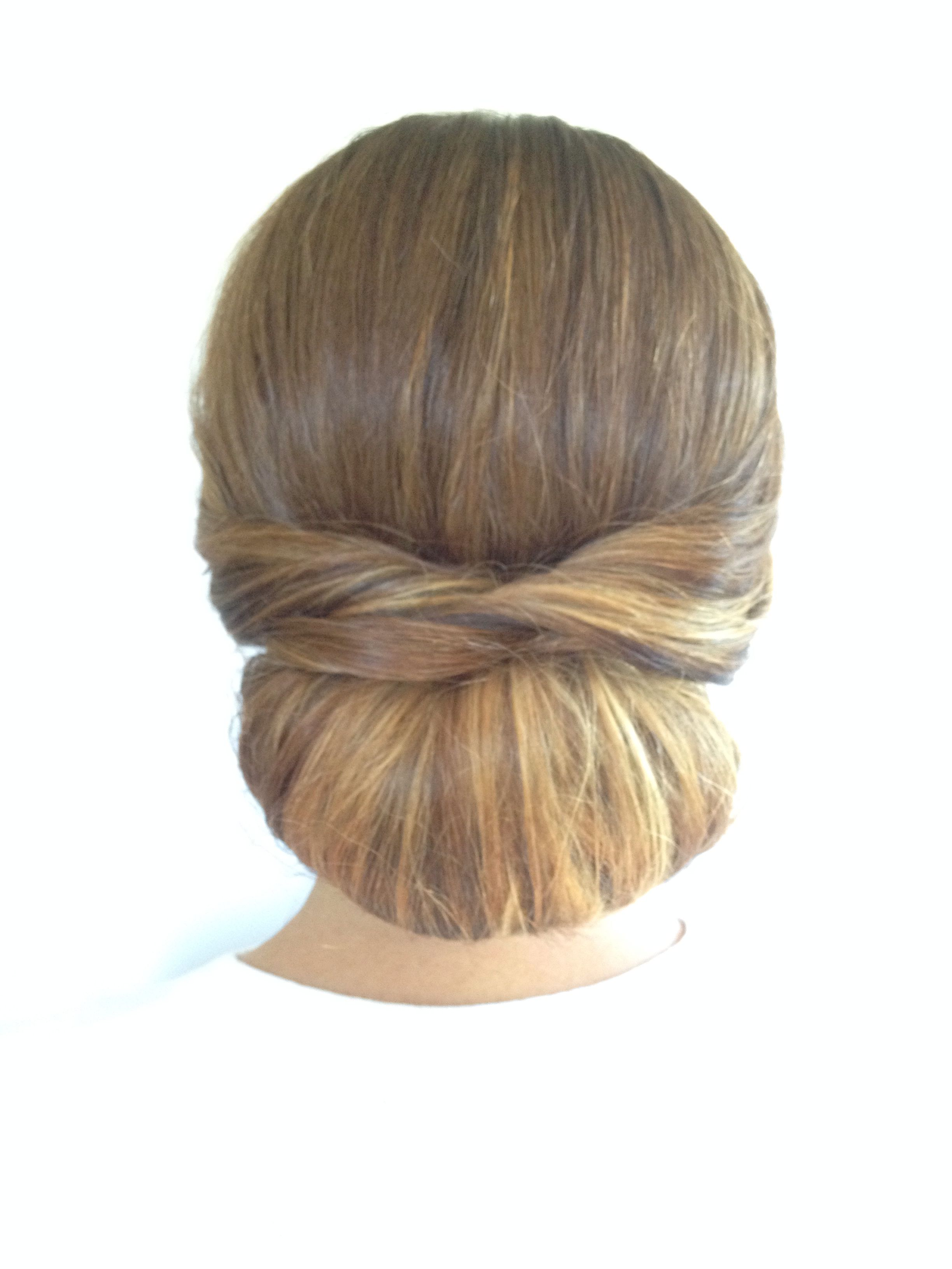 Fabulous bridal up style! Hair by Kamee Style