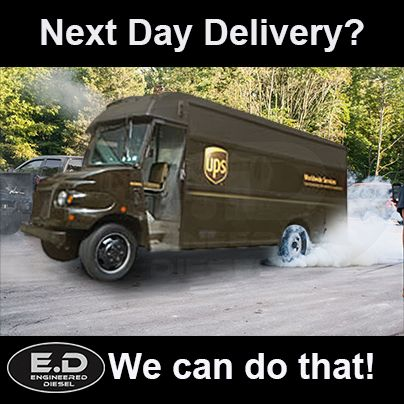 Engineeredsel Meme Ups Nextdaydelivery Drag Truck