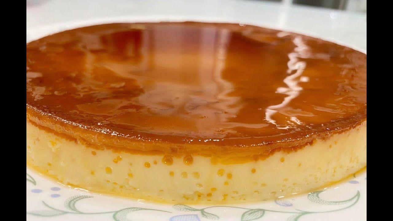 Instant Pot Caramel Flan Creme Caramel Recipe Without Oven Dessert Youtube In 2020 Caramel Recipes Caramel Flan Desserts