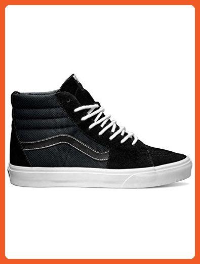 Vans Sk8-Hi Sneakers (Hemp) Black True White Mens 8 - Sneakers for women  ( Amazon Partner-Link) 97bdb0dbcf